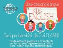 corsi inglese bambini e ragazzi torino