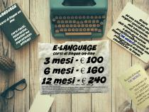 corsi lingue a distanza