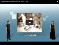 video presentazione scuola di lingue the world torino