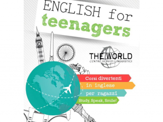 English for teenagers