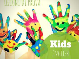 corsi inglese per bambini e ragazzi a torino