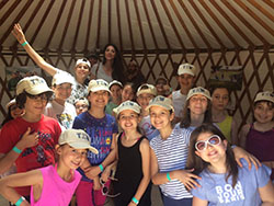 summer camp inglese